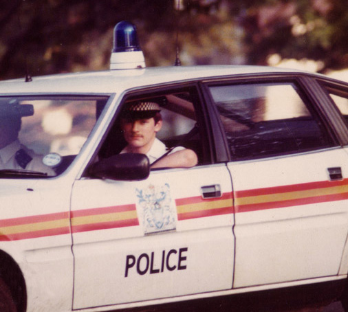 (1980) As an introvert it was tough being a London Police Officer working in Brixton